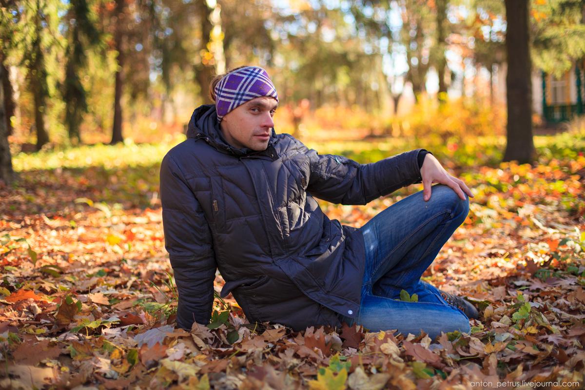 Як правильно фотографуватися восени? Посібник для гламурних дівчат - 1