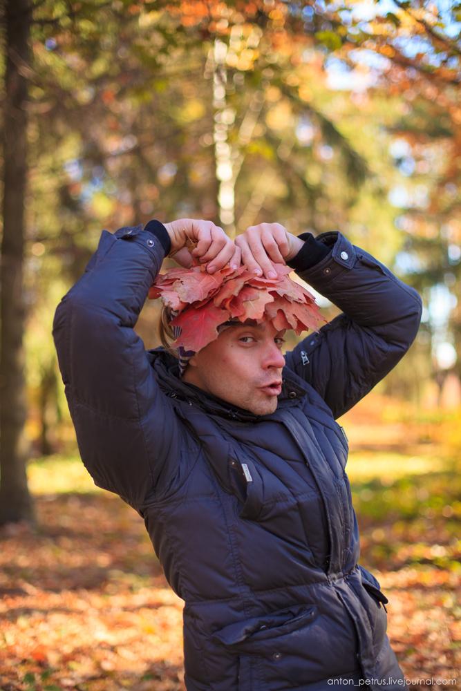 Як правильно фотографуватися восени? Посібник для гламурних дівчат - 2