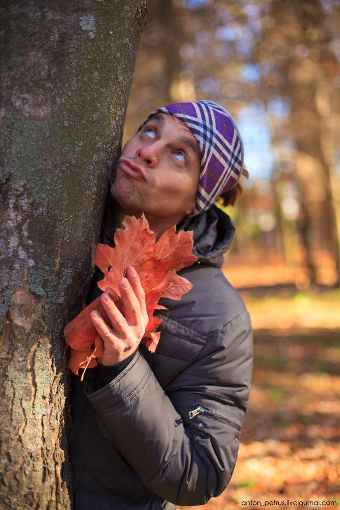 Як правильно фотографуватися восени? Посібник для гламурних дівчат - 3