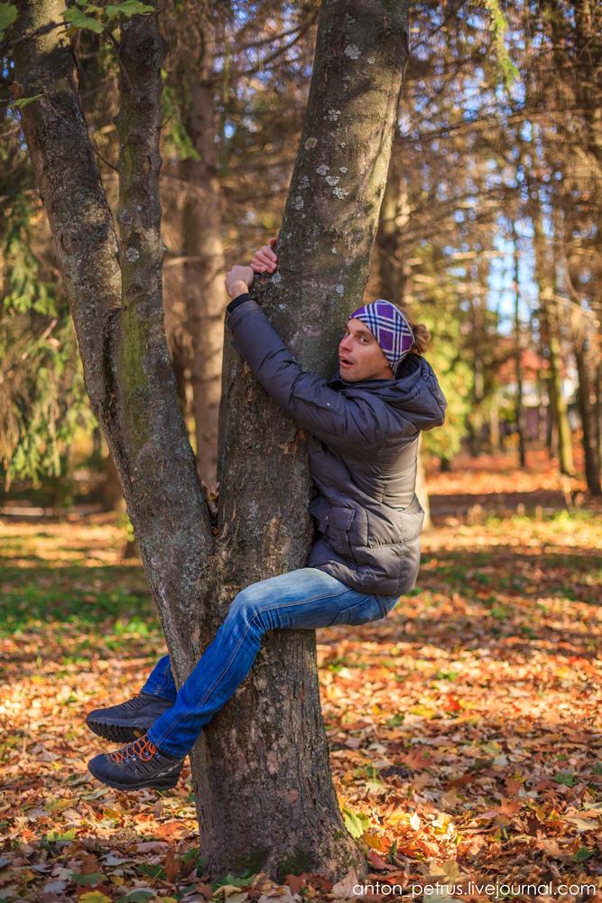 Як правильно фотографуватися восени? Посібник для гламурних дівчат - 5