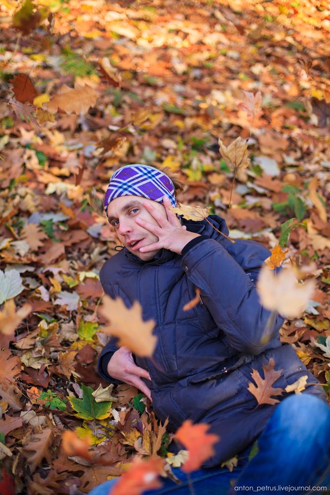 Як правильно фотографуватися восени? Посібник для гламурних дівчат - 6