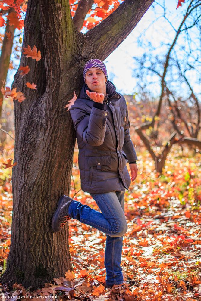 Як правильно фотографуватися восени? Посібник для гламурних дівчат - 8