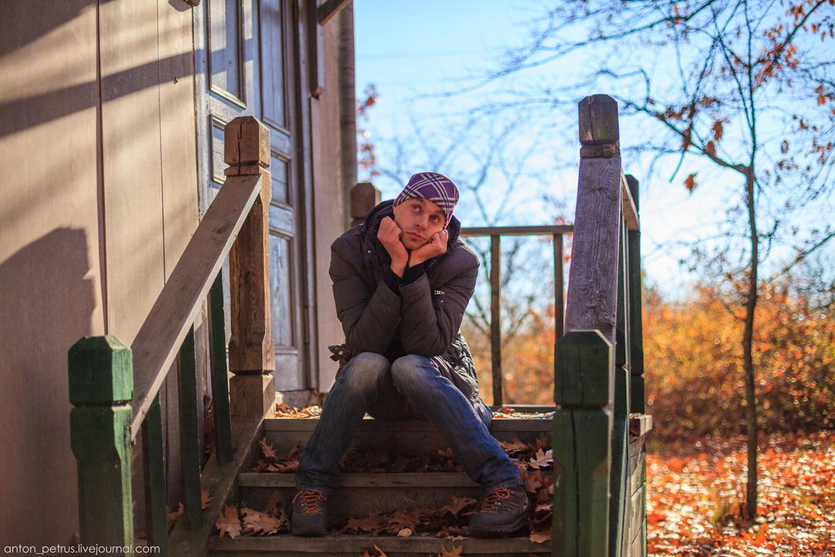 Як правильно фотографуватися восени? Посібник для гламурних дівчат - 9