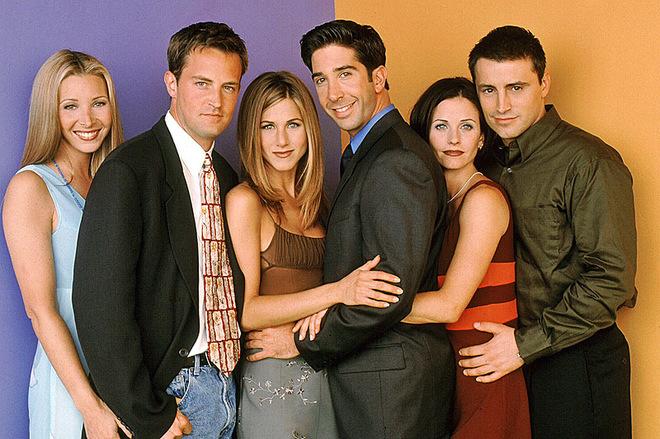 Як змінились актори серіалу «Друзі». Фото тоді й тепер - 1
