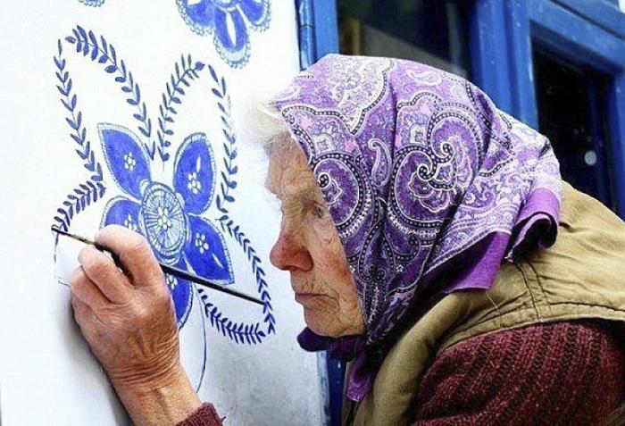 90-річна бабуся перетворила своє чеське село в музей! Ось як це було - 4