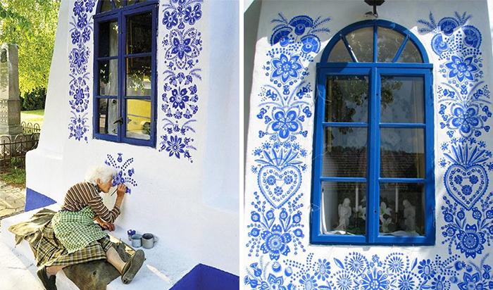 90-річна бабуся перетворила своє чеське село в музей! Ось як це було - 6