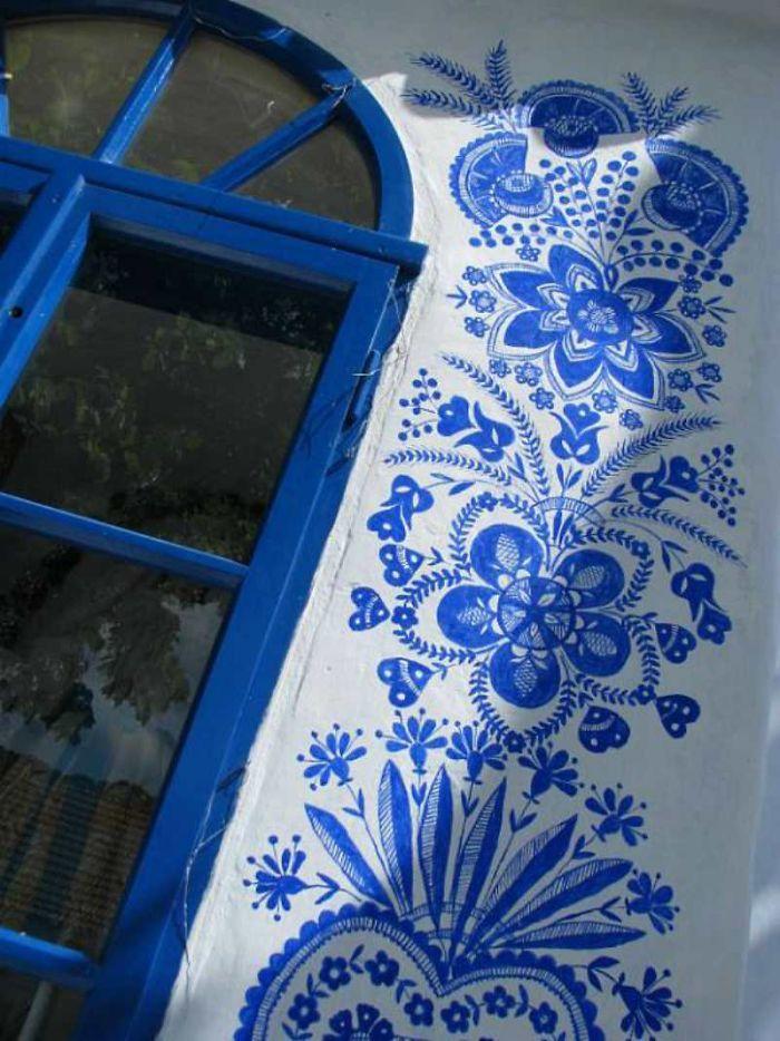 90-річна бабуся перетворила своє чеське село в музей! Ось як це було - 14