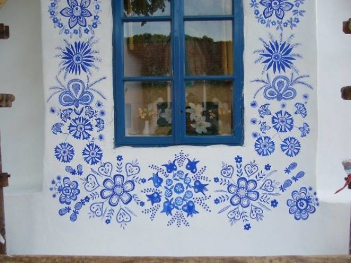 90-річна бабуся перетворила своє чеське село в музей! Ось як це було - 15