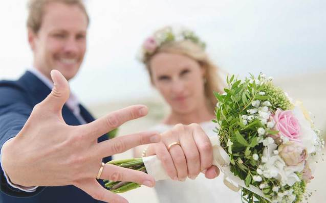 Традиційні шаленства: весільні обряди, які вас шокують 1/1