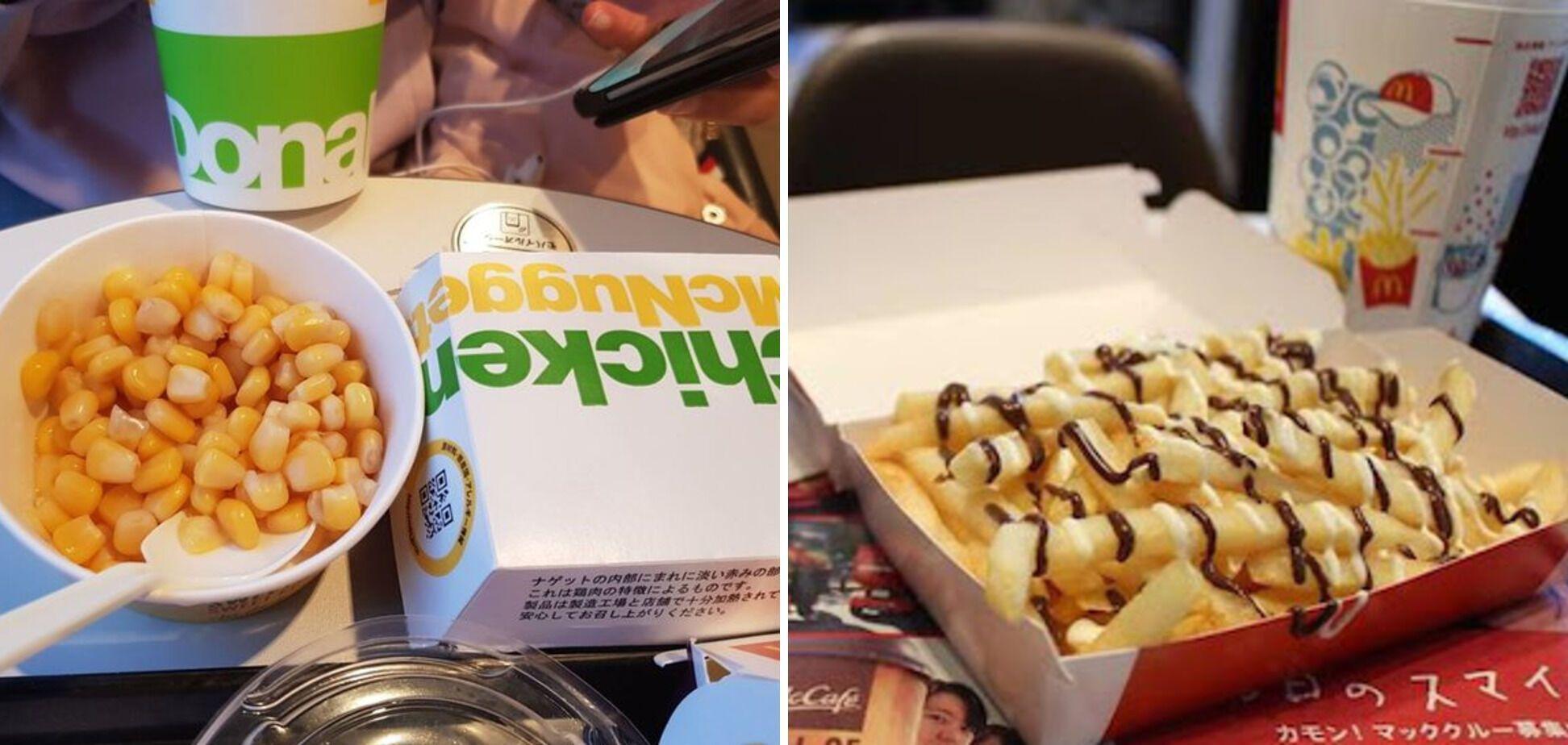 В Японії продають картоплю з шокладом