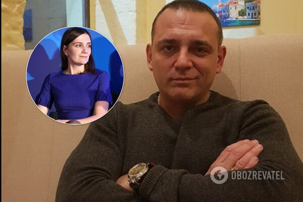 Макс Бужанський і Ольга Духнич