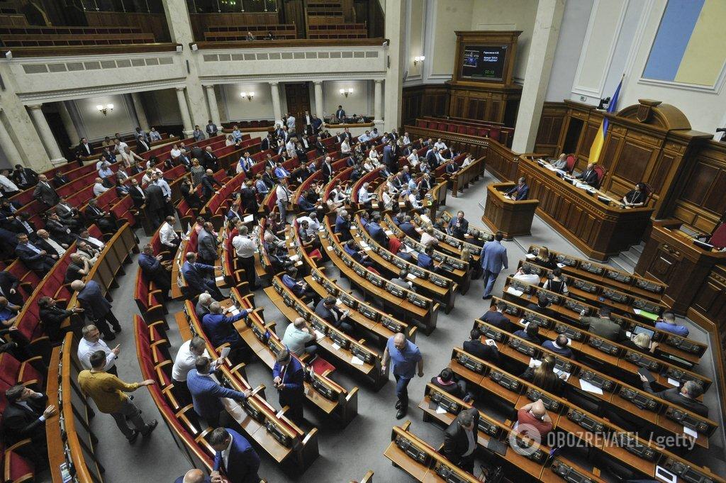 Ще одні вибори, прем'єр і конфіскація: із чого почне нова Рада