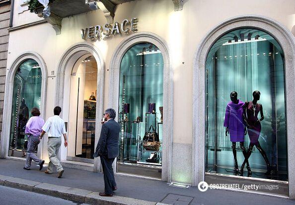 Монте Наполеоне – найдорожча вулиця Мілана й одна з найдорожчих у Європі.