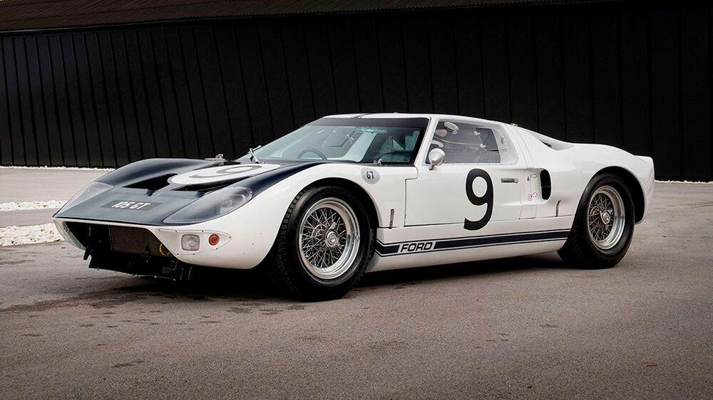 """Ford GT40 чотири рази поспіль перемагав у """"Ле-Мані"""""""