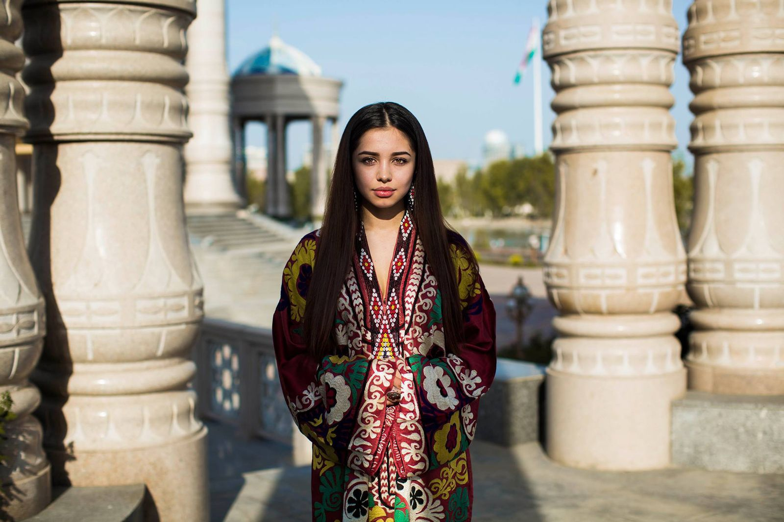 узбекские красавицы на фото - 10