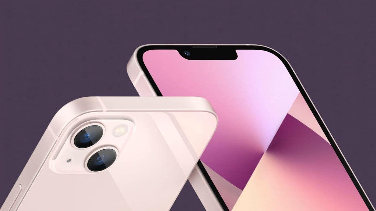Зовнішній вигляд iPhone 13