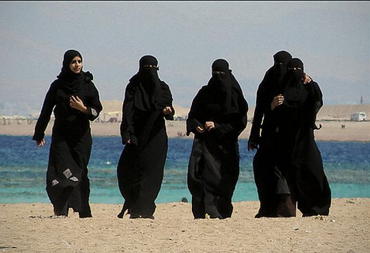 Як живуть жінки в Саудівській Аравії