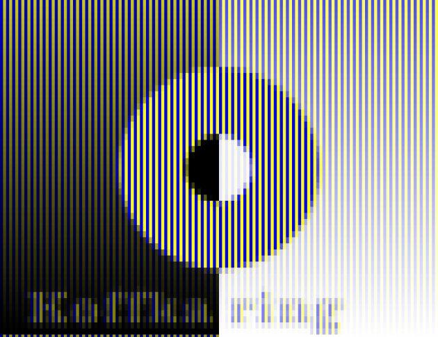 оптичні ілюзії: кільце