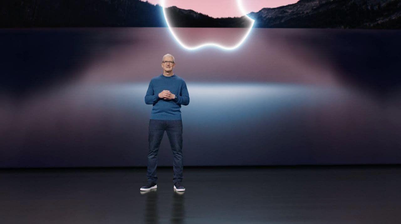 Тім Кук закінчив презентацію Apple