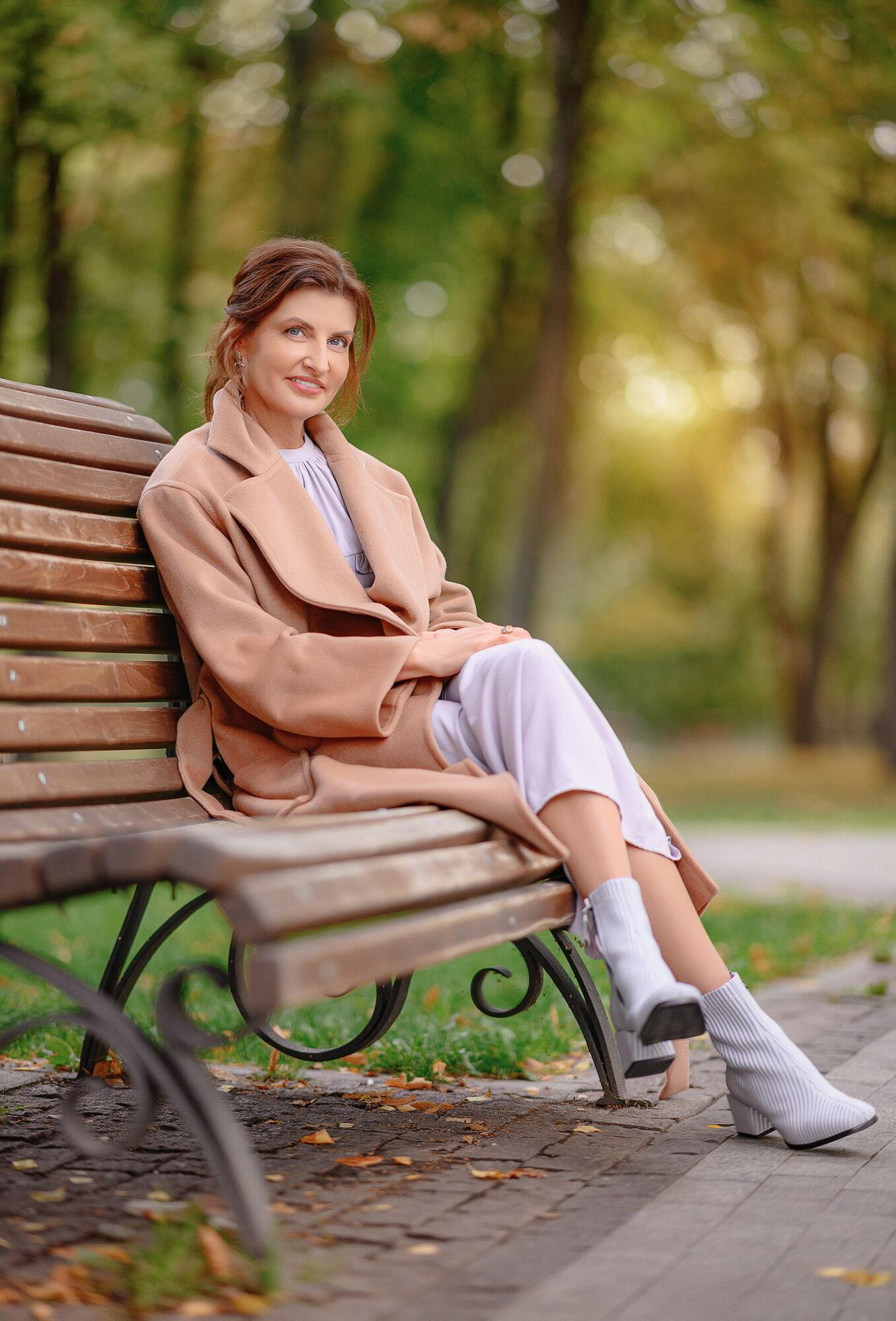 Марина Порошенко показала в Києві свої улюблені місця