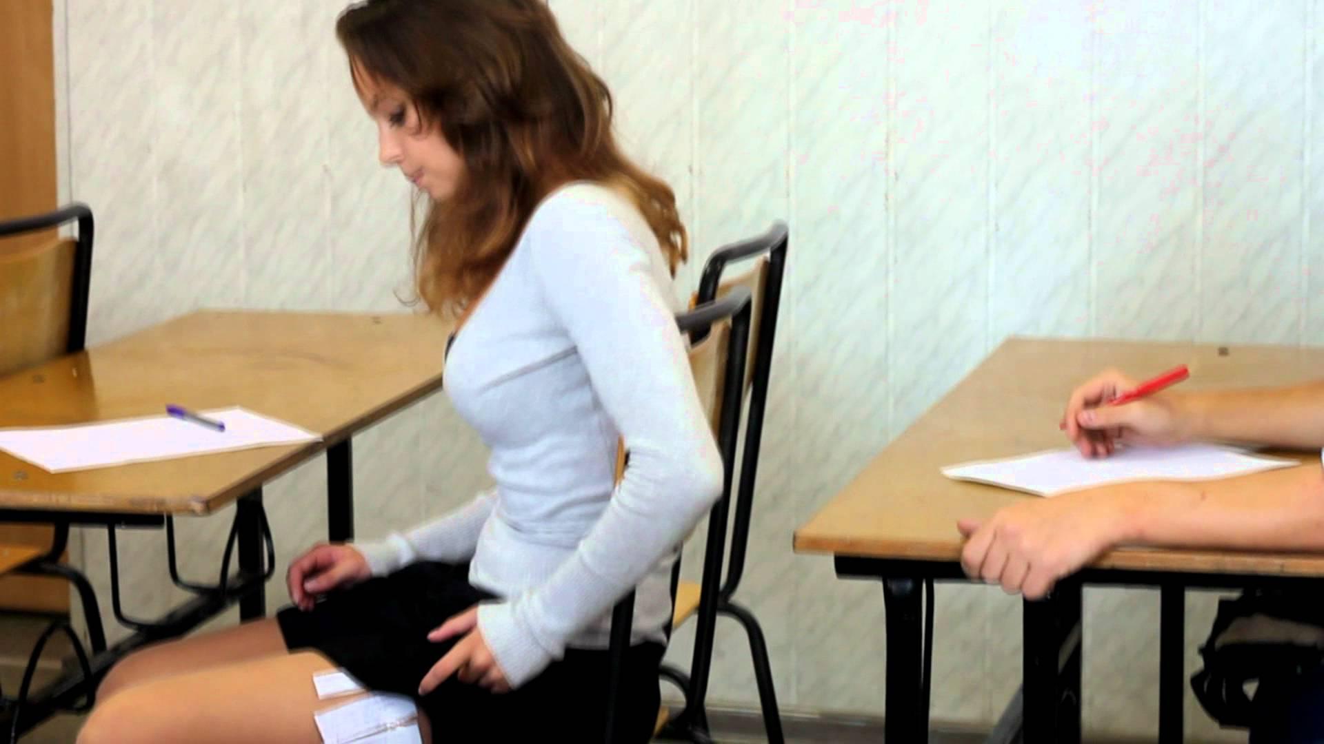 Порно видео студентка пересдает экзамен