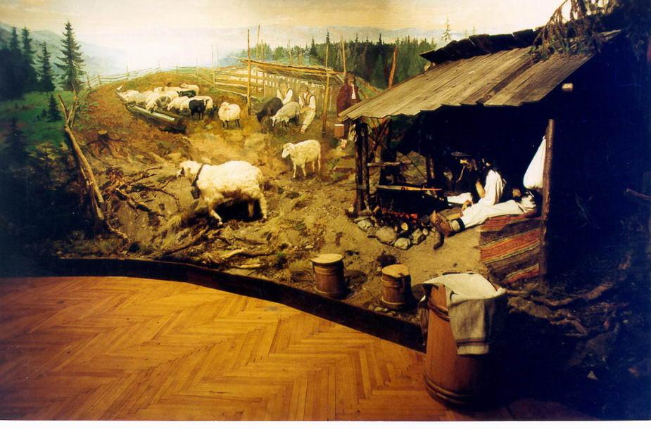 Музей екології гір та історії природокористування в Українських Карпатах