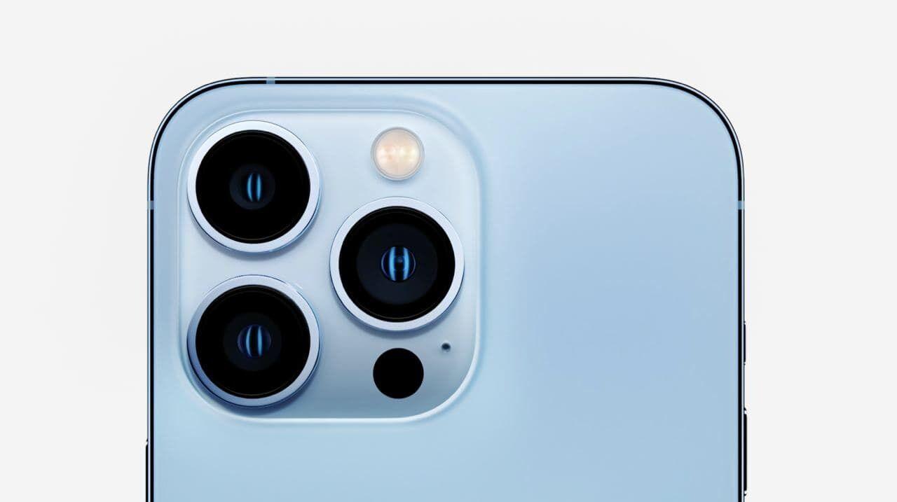 iPhone 13 Pro отримав три камери
