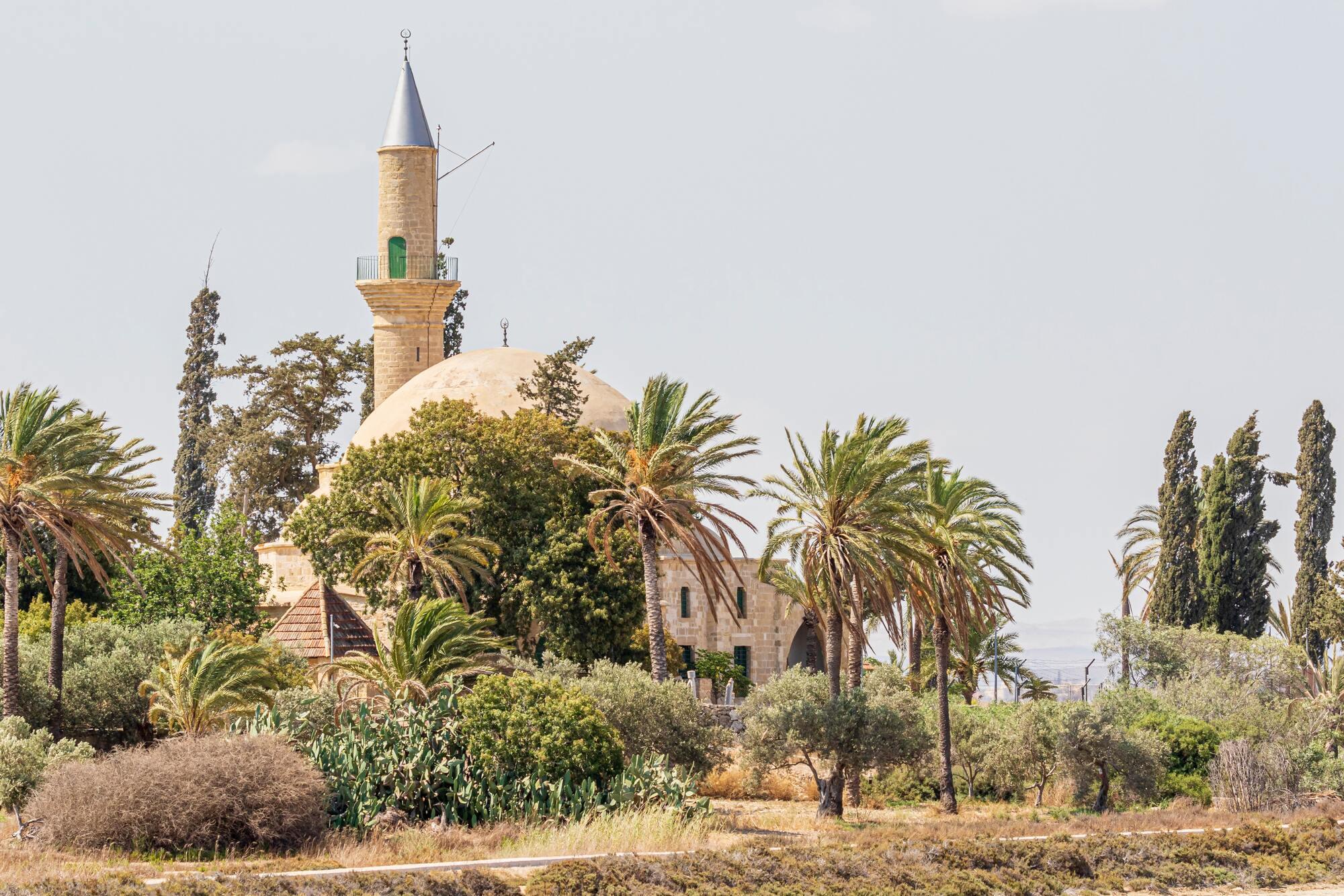 Кіпрське місто Ларнака знамените своєю давньою історією