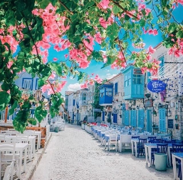 Подборка элитных вилл и недвижимости на продажу в Алачати, Чешме - Измир /