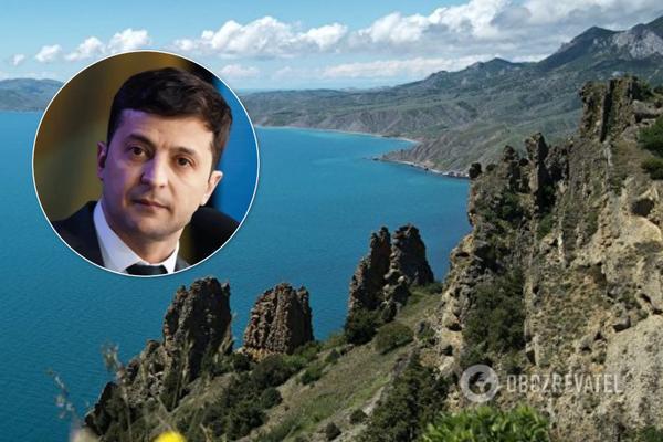 Обіцянки Зеленського про Крим