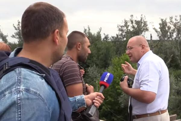 На Донбасі відшили пропагандистів Путіна