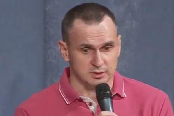 Олег Сенцов дав пресконференцію