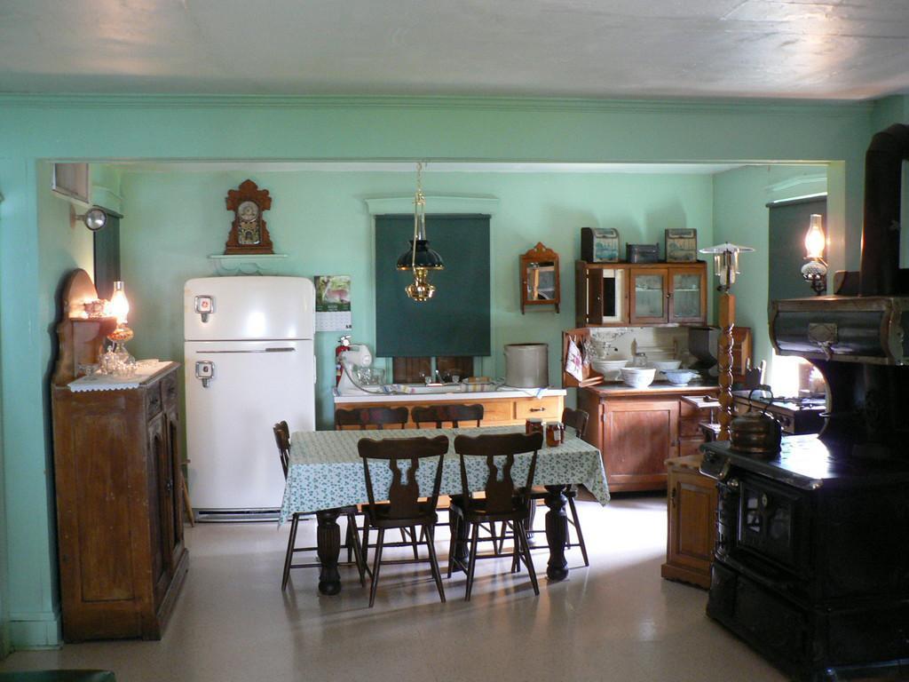 Image result for amish kitchen